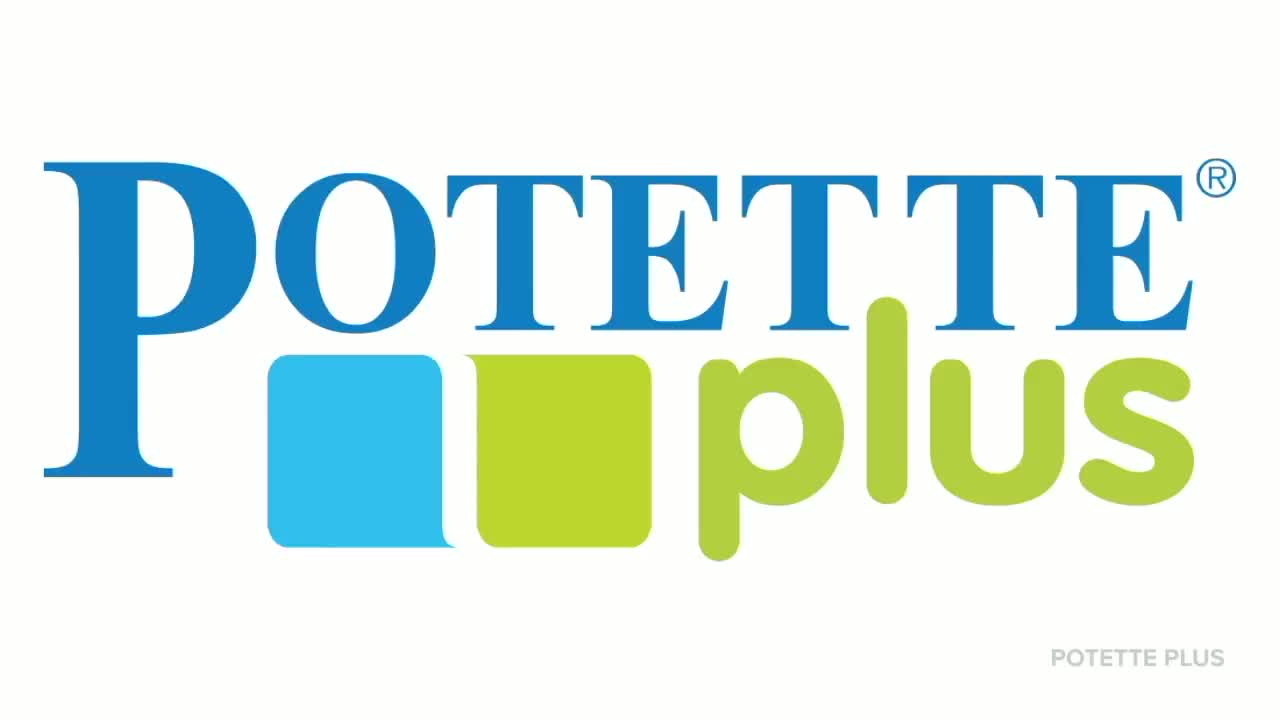 Potette 174 Plus 2 In 1 Travel Potty And Trainer Seat Bed