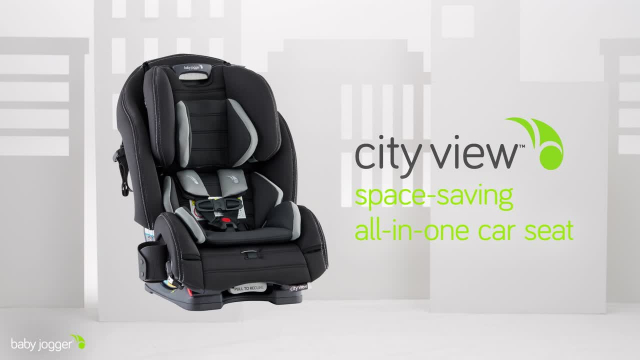 Baby Jogger City View All In One Car Seat