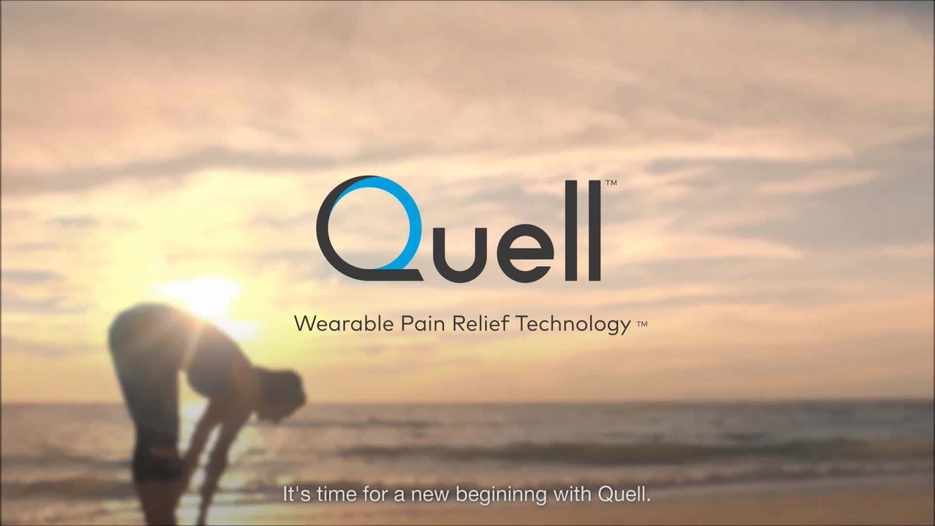 Quell Pain Relief Starter Kit Bed Bath Beyond
