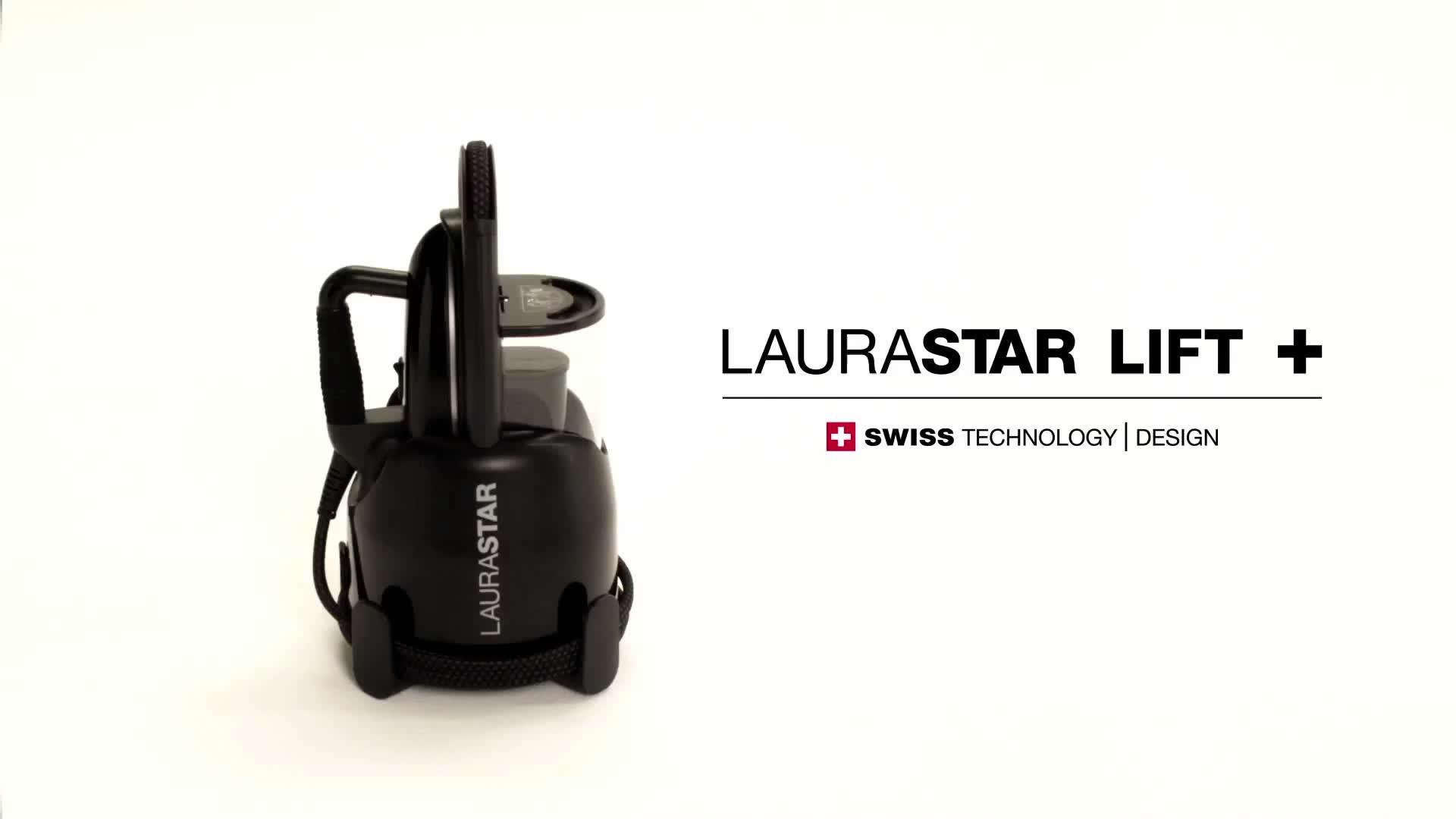 Laurastar Lift Plus Steam Iron Bed Bath Amp Beyond