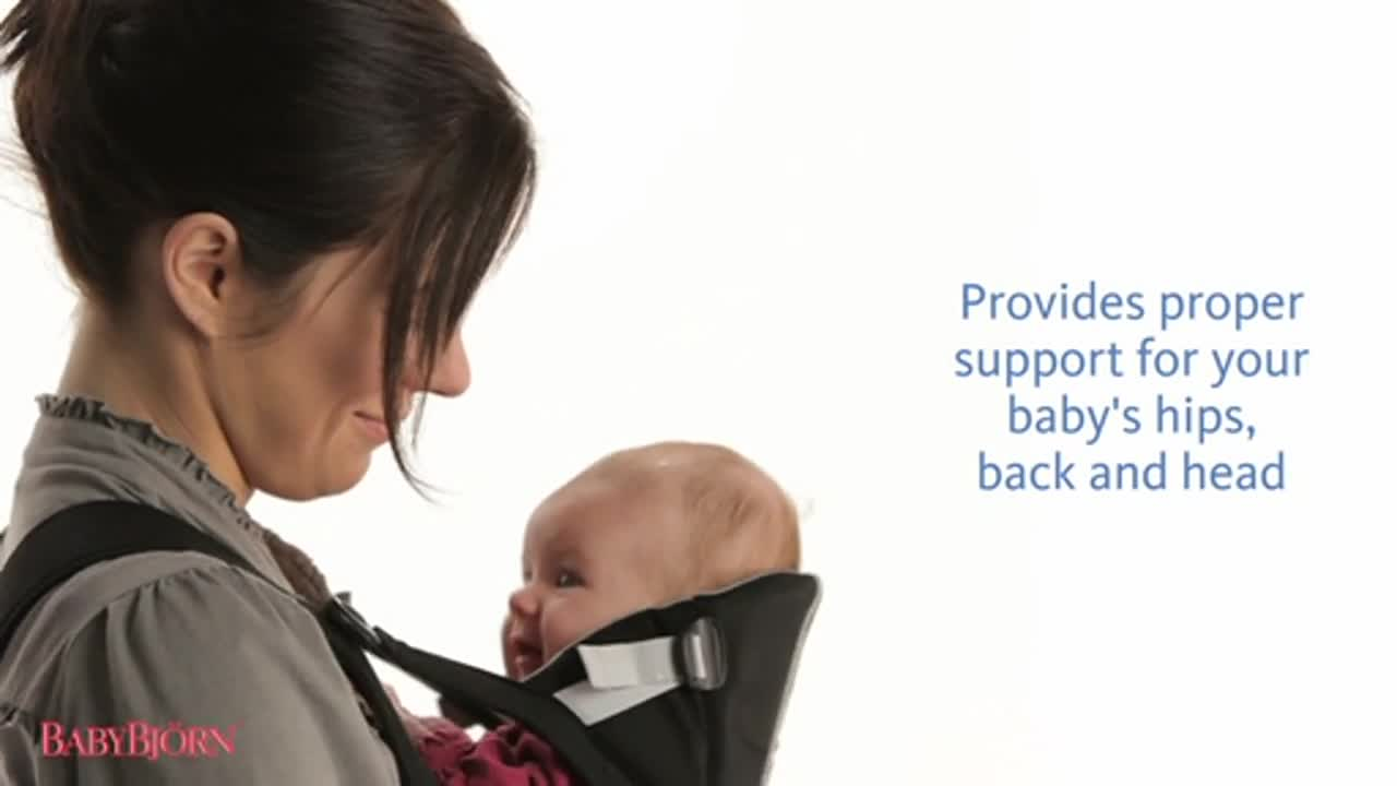 27e27446194 BABYBJORN® Baby Carrier Original in Classic Black