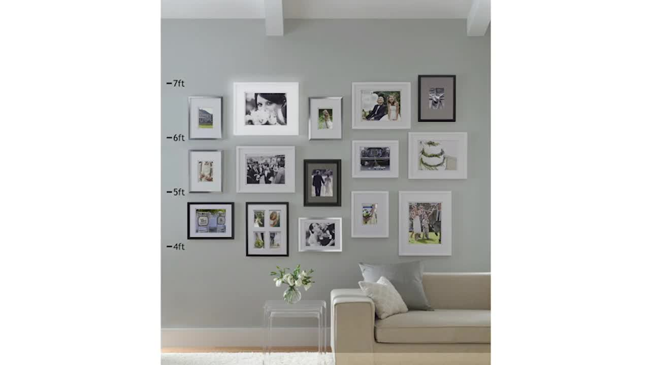 Real Simple Wall Frame Collection Bed Bath Beyond Recycled Circuit Board Picture Craft Ideas Pinterest Video