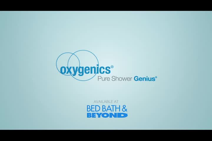 Oxygenics® Vortex Showerhead in Brushed Nickel - Bed Bath & Beyond