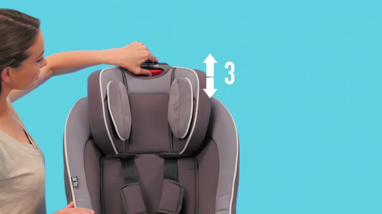 Graco® Size4Me™ 65 Convertible Car Seat in Ashe™ - Bed Bath & Beyond
