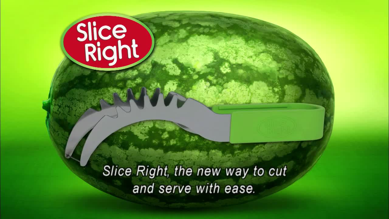 slice right watermelon slicer bed bath u0026 beyond