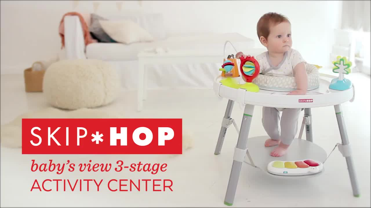 45f1fdd8f SKIP HOP® Explore   More 3-Stage Activity Center