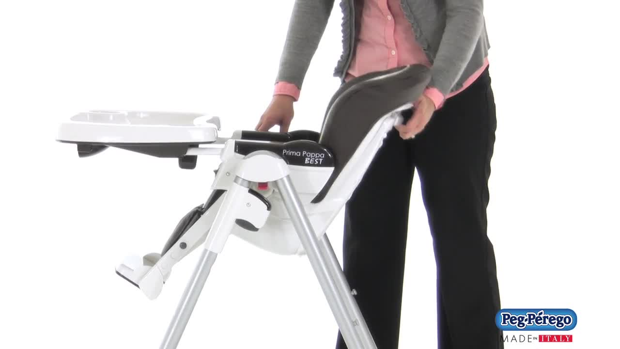 Peg perego high chair siesta - Watch The Video For Peg Perego Prima Pappa Best Paloma High Chair