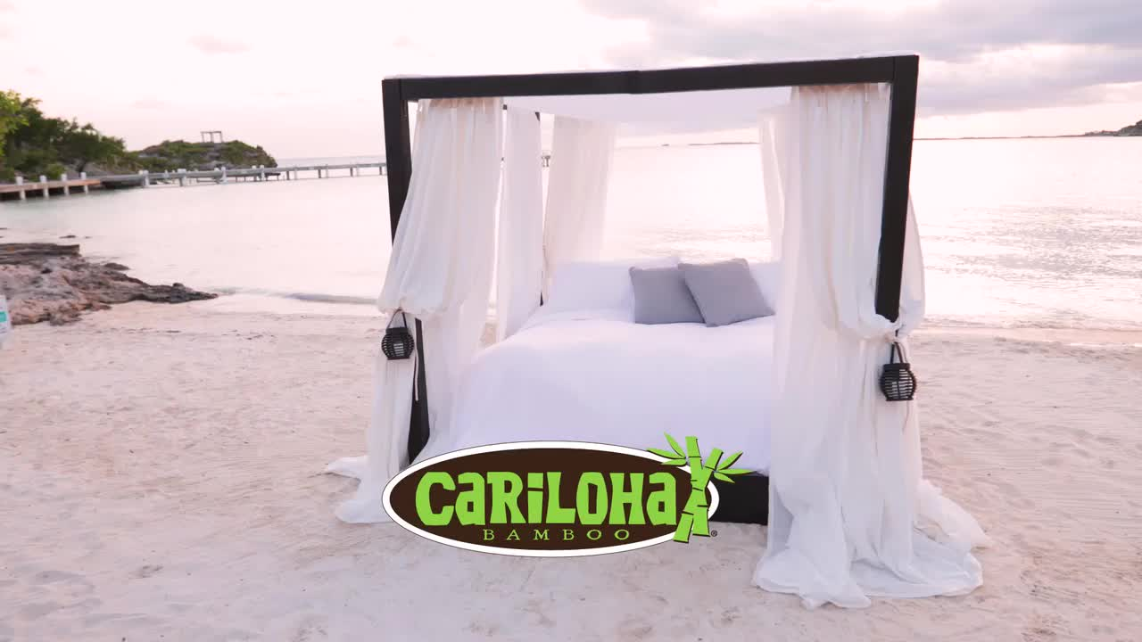 3ed144b490c ... Cariloha® Viscose made from Bamboo Comforter in White. Video