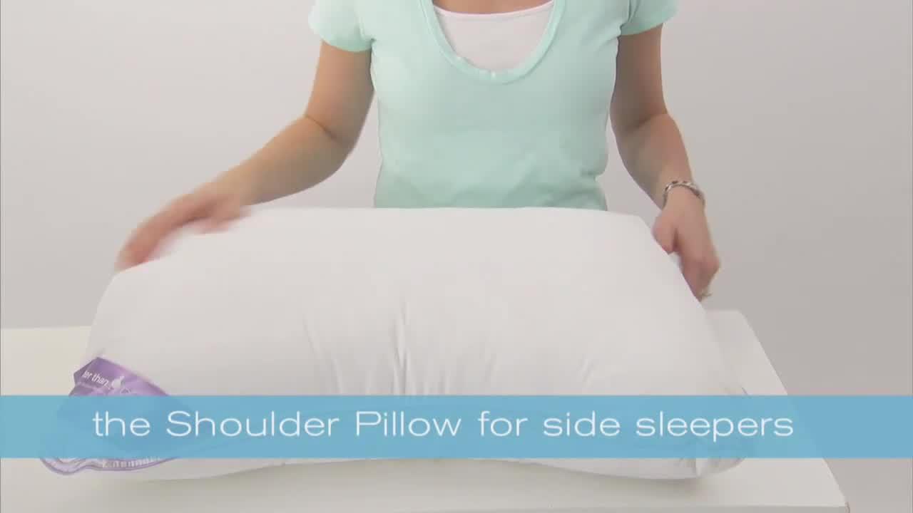 Brookstone Biosense Memory Foam Pillow Bed Bath Beyond