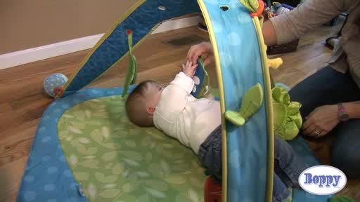 ... Boppy® Garden Patch Play Gym. Video