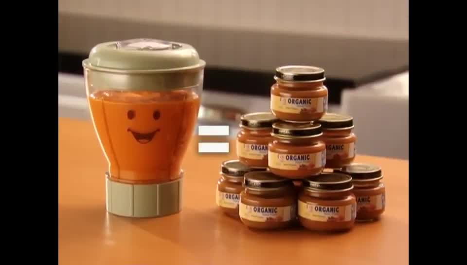 Magic Bullet® The Original Baby Bullet™ 4-Cup Food Processor - Bed ...