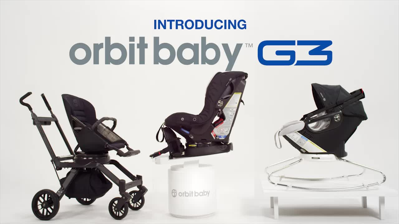Click To Zoom Alternate Image 1 For Orbit Baby G3 Toddler Car Seat