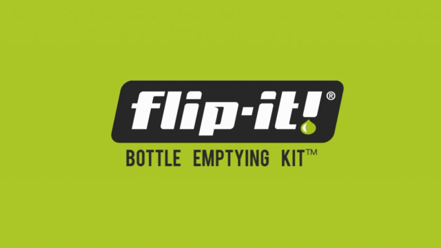 82efc11d55f Flip-It!® Bottle Emptying Kit™