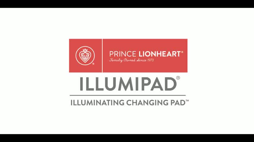 IllumiPAD Changing Pad