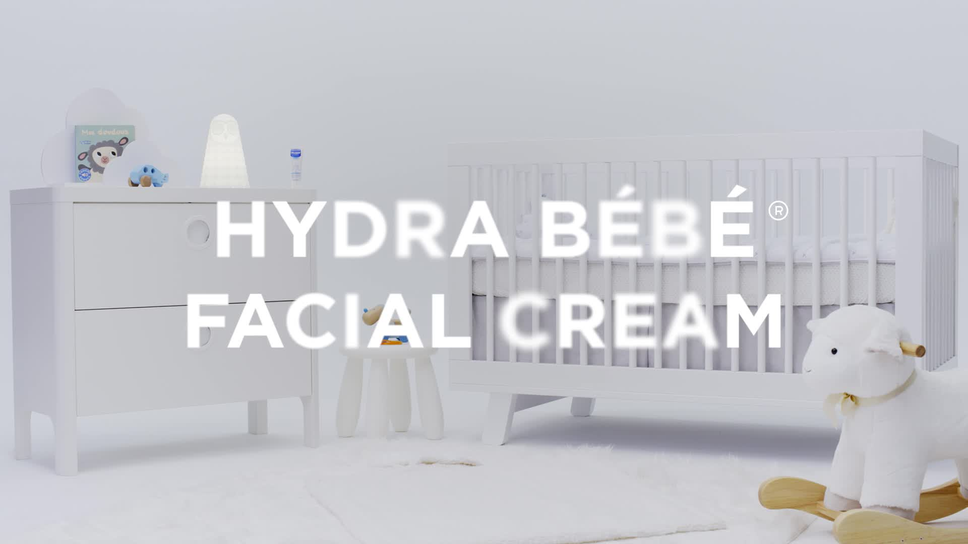 Mustela Hydra Bébé 1.35 oz. Facial Cream for Normal Skin