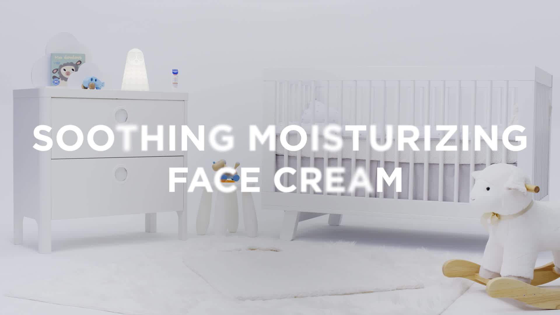 Mustela 1.35 fl. oz. Baby Soothing Moisturizing Face Cream