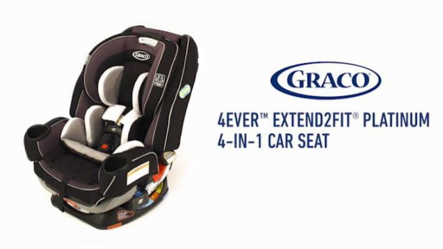 ff1a81e113b51 Graco® 4Ever® Extend2Fit® Platinum 4-in-1 Convertible Car Seat in ...