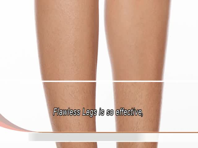Finishing Touch 174 Flawless Legs Women S Hair Remover Bed