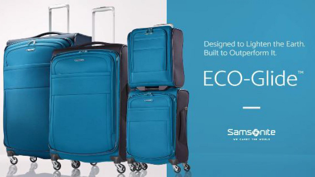 21967f2d34d Samsonite® ECO-Glide Upright Luggage Collection