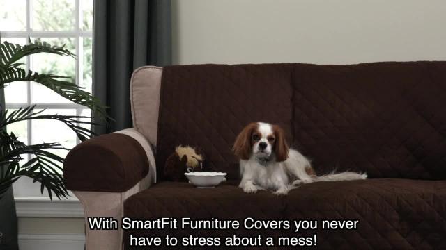 Enjoyable Maytex Reversible Microfiber Pet Furniture Cover Alphanode Cool Chair Designs And Ideas Alphanodeonline