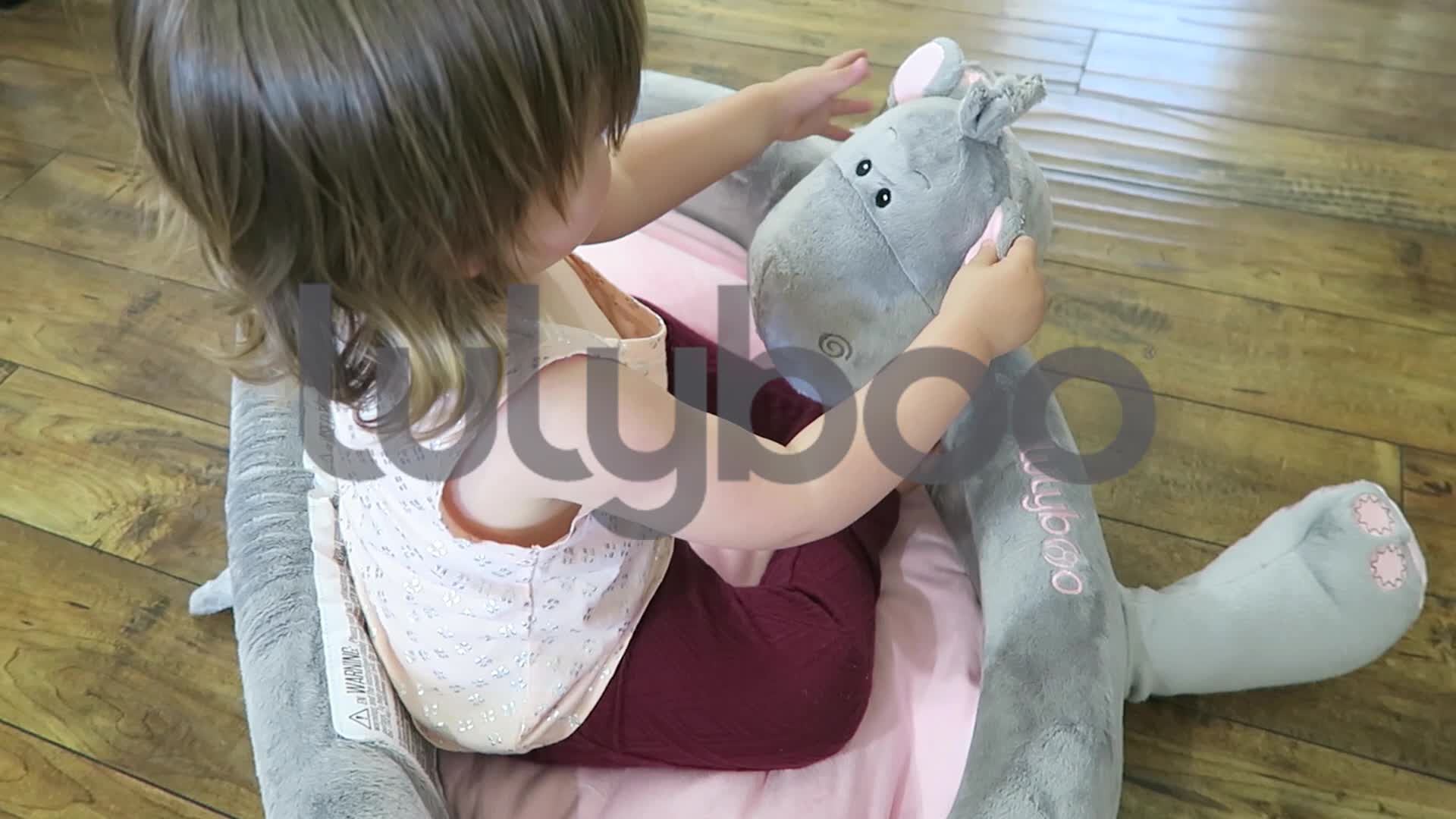 Lulyboo® Toddler Baby Lounge