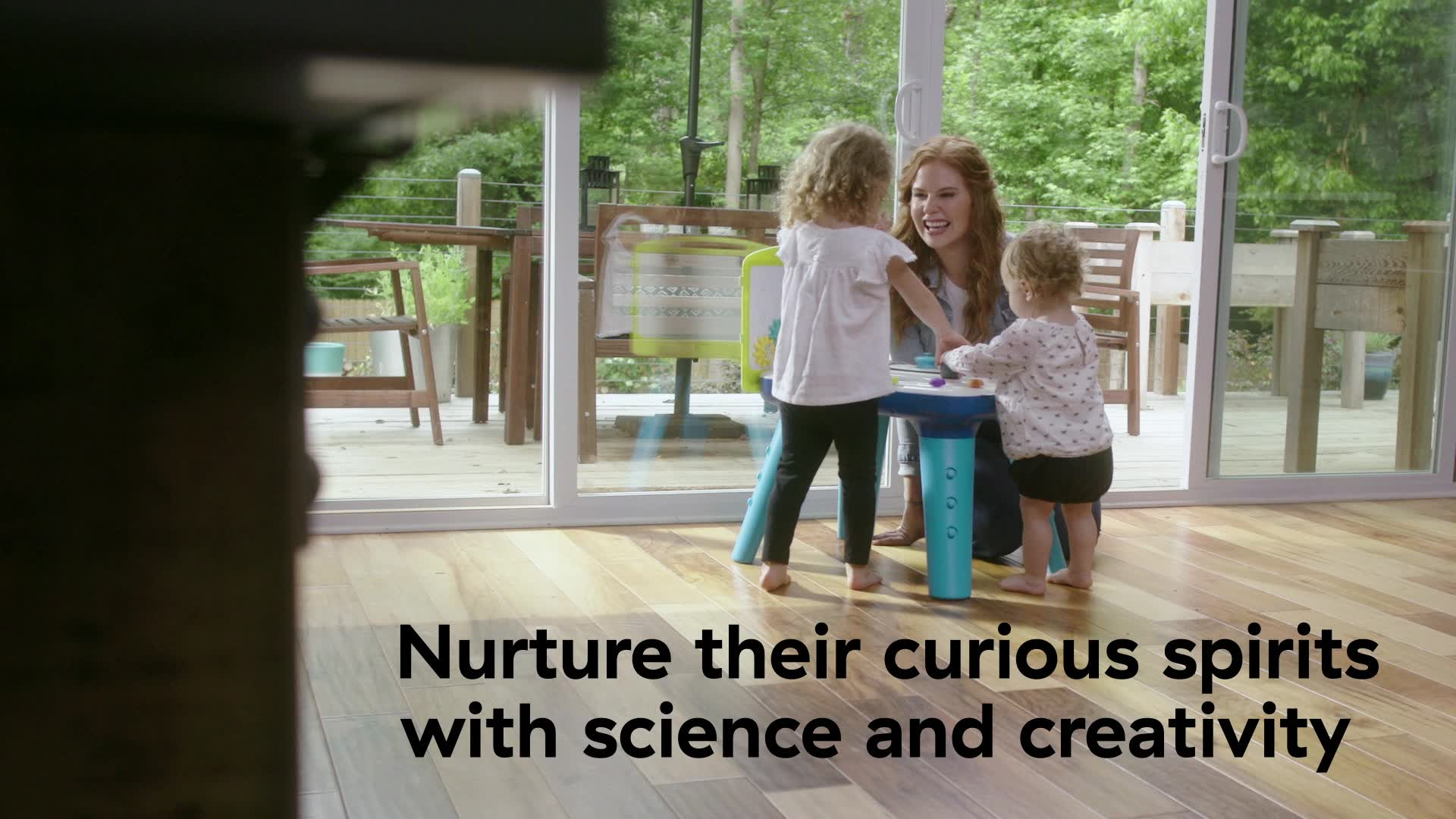 Baby Einstein Curiosity Activity Station