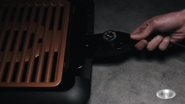 Buy Gotham Steel Electric Smokeless Grill And Griddle