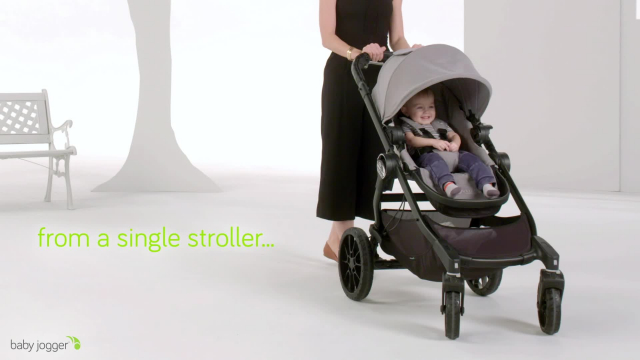 16fb7c3100231 Baby Jogger® City Select® LUX Stroller