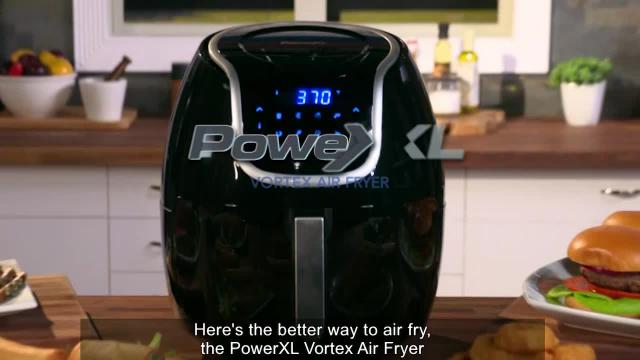 Powerxl Vortex 7 Qt Airfryer Bed Bath Amp Beyond