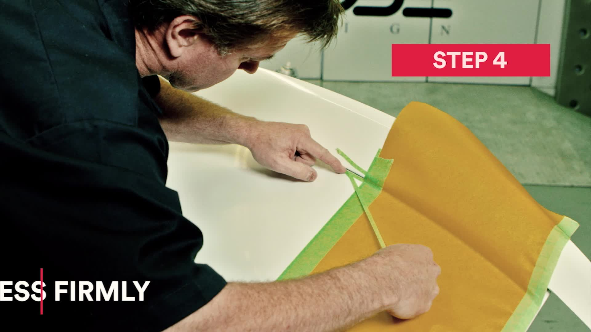 3M Performance Molding Tape w/ Chip Foose 3M Performance Molding Tapes provide extreme holding power and a strong quality bond  to the vehicle surface.