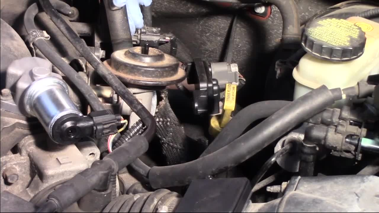 Egr Valve Replacement Ford Escape 3 0l Video Advance