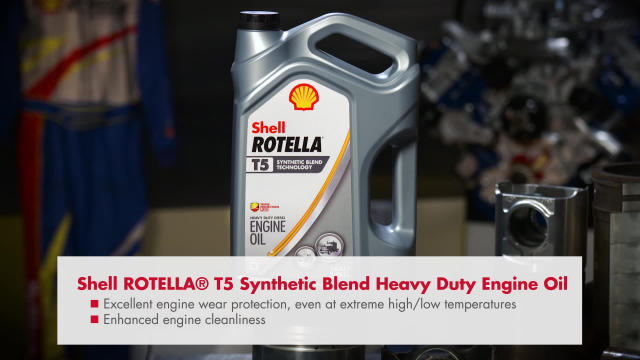 Why Choose Shell Rotella Synthetics? Adam Koester, NTPA driver, tells us more about the best Rotella formulation ever and why you should consider Rotella synthetics.