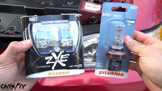 Headlight Bulb Tips and Tricks by Chris Fix Chris Fix walks us through how to change a headlight as well as bulb comparisons.