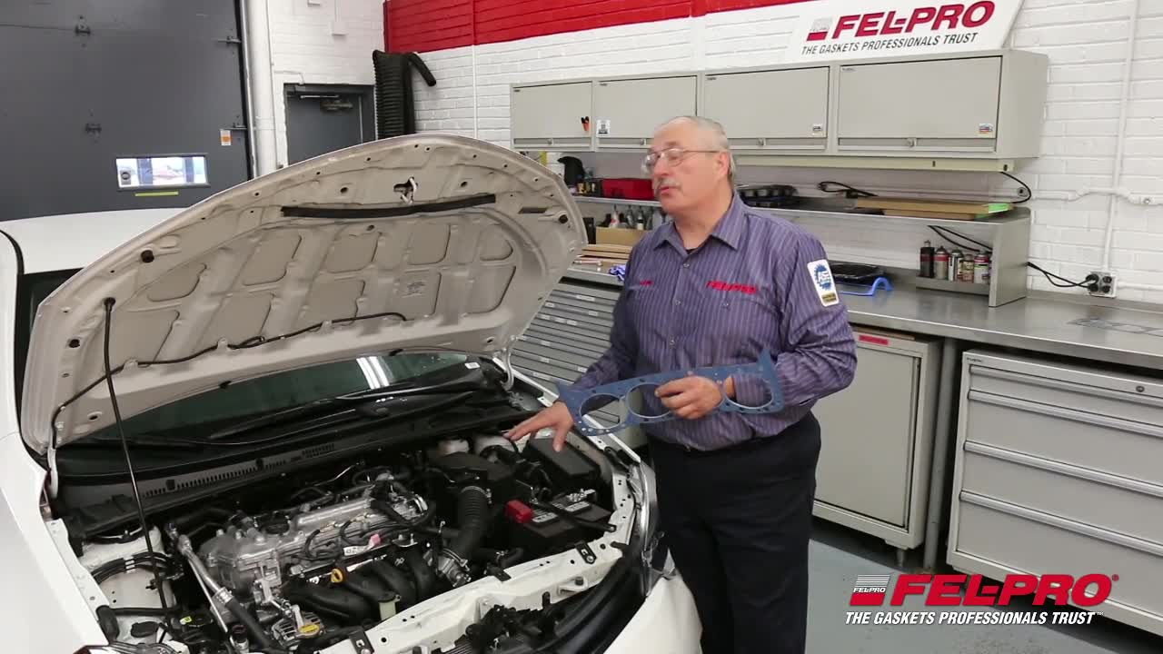 Importance of Properly Torquing Bolts, Torque Sequences & Online Lookup Fel-Pro engineer John Gurnig explains the importance of following the correct torque sequence when removing a cylinder head and reinstalling it after head gasket replacement. He demonstrates how to find the proper torque sequence for each vehicle via FMe-cat.com and also offers underhood tips and techniques