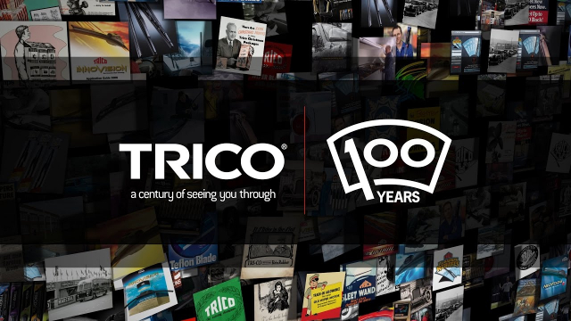 TRICO Wiper Blades: A Century of Seeing You Through For nearly 100 years, TRICO has been at the forefront of innovation in the wiper blade industry. We were behind the very first mass-produced wiper blade. And today, we're behind more North American drivers than any other manufacturer.
