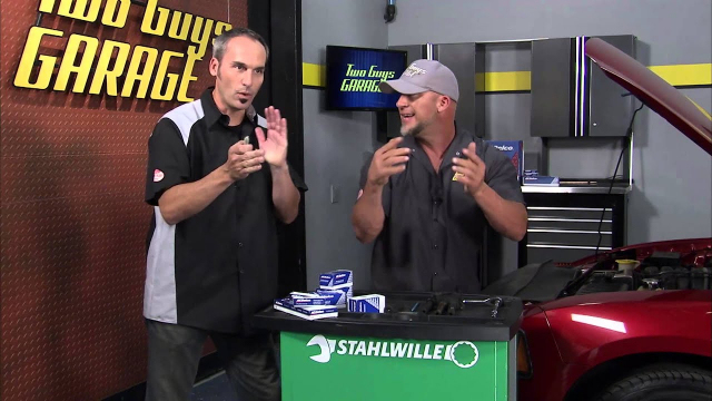 Two Guys Garage: Replacement Spark Plugs | ACDelco Watch as Willie and Kevin from Two Guys Garage install ACDelco Double Platinum Spark Plugs and give an overview on how spark plugs function.
