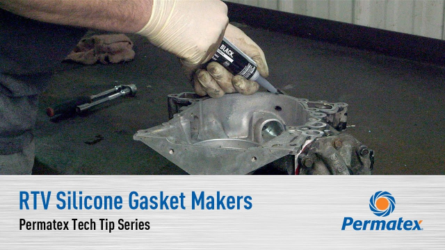 RTV Silicone Gasket Makers: Permatex Tech Tip Series Curtis Haines, Permatex Associate Innovations Manager, walks through the different types of RTV silicone gasket makers available to auto technicians, including the Right Stuff and Ultra Series product lines.