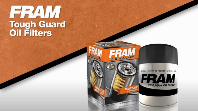 FRAM Tough Guard Oil Filter FRAM Tough Guard Oil Filter is the perfect filter for drivers who push their vehicles in stop-and-go traffic, towing and extreme weather conditions.