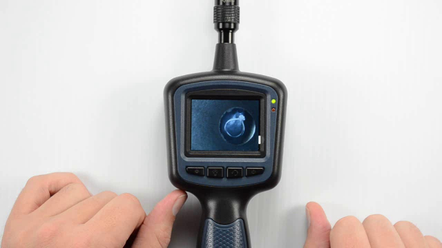 """Whistler WIC 5000 Wireless Inspection Camera The perfect tool for home and automotive DIY project. Features a flexible camera that is water, gas, diesel and oil proof.   Product Features:  2.4"""" Color LCD Monitor 9mm Waterproof (Ip67) mini camera w/ LED lighting 3.3' flexible camera tube Image rotation TV/ Video output jack LED brightness control LCD contrast control"""