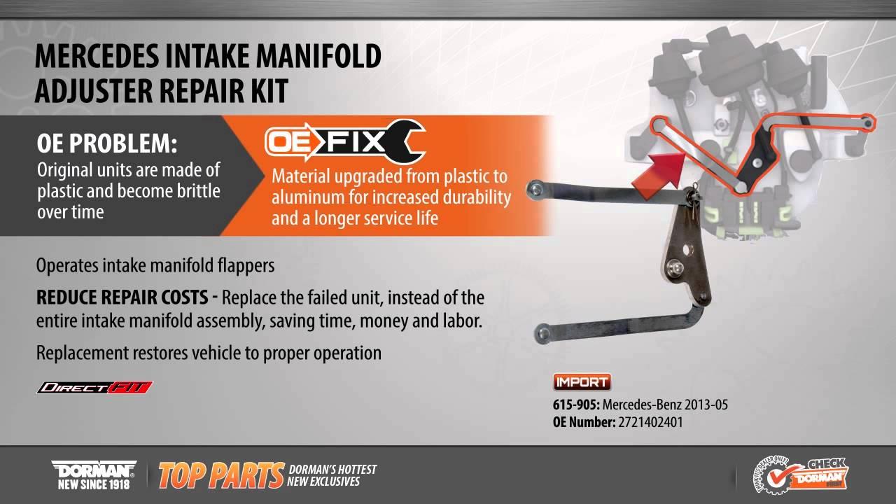 Intake Manifold Repair Kit