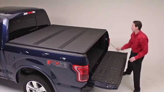 Extang Solid Fold 2.0 Hard Folding Truck Bed Cover - Features & Benefits The Solid Fold 2.0 is an improved version of our most popular cover ever! All of the versatile elements of the original Solid Fold remain – it comes fully assembled out of the box, installs in seconds, and its 3 panels fold quickly and simply on its aluminum hinges. Now made with TPO dent resistant panels, it's cooler to the touch on hot days, and integrated snap on seals make it the most weather resistant folding cover on the market, sure to withstand the harshest of weather conditions. The new textured matte finish and powder-coated frame and hinges give the 2.0 an OEM look and a soft feel. Includes a 3 year warranty. Solid Fold 2.0 – The Next Generation of Extang's Solid Fold!
