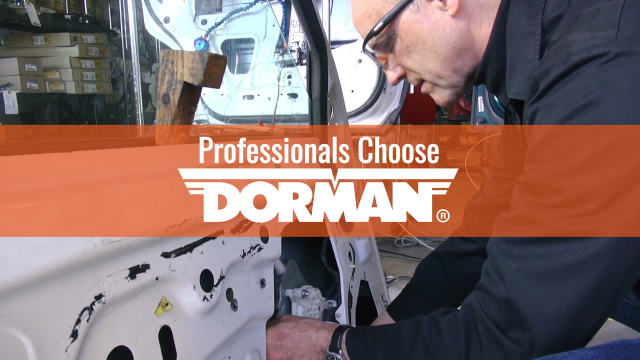 Why Choose Dorman Window Regulators? When most auto repair professionals need a replacement window regulator or lift motor, they choose Dorman. Dorman was the first company to introduce window regulators to the mass aftermarket, and we continue to be the leader today. Learn more about why you should choose Dorman window regulators and lift motors.
