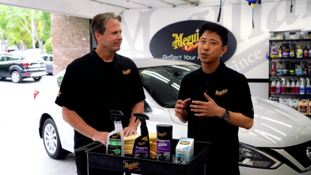Detailing for Rideshare Drivers Get tips for detailing your car as a rideshare driver from Meguiar's.