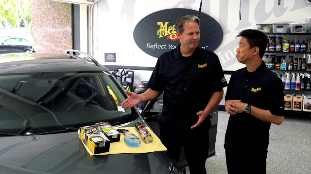 Preparing to Sell: Cleaning Your Ride
