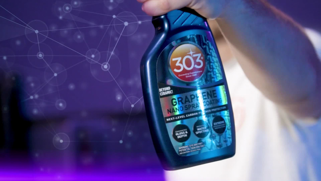 How to Use 303 Graphene Nano Spray Coating Learn how to use 303 Graphene Nano Spray Coating in this short explainer video.