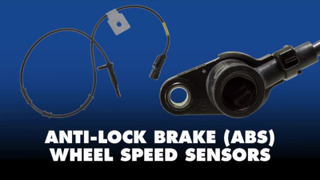Carquest ABS Speed Sensor Video A video highlighting the manufacturing and testing of our Carquest ABS Speed Sensors.