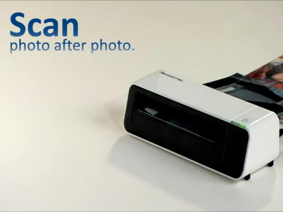 Pandigital Photo Slide and Scanner