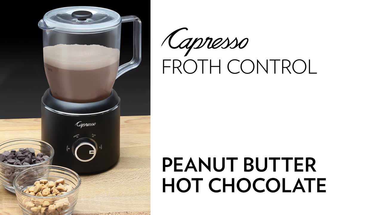 Capresso  Froth Control Auto Frother & Hot Cocoa Maker