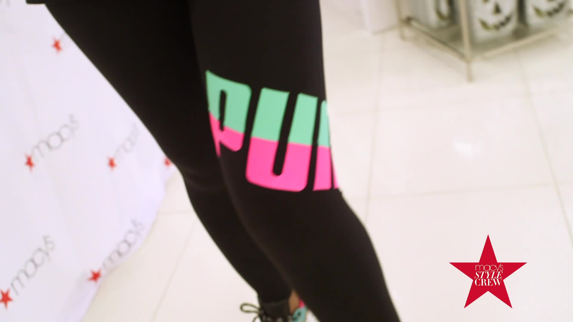 Black Friday Specials Macys Style Cerw Andrea Warner Legging Cotton Rich 4pc Crew