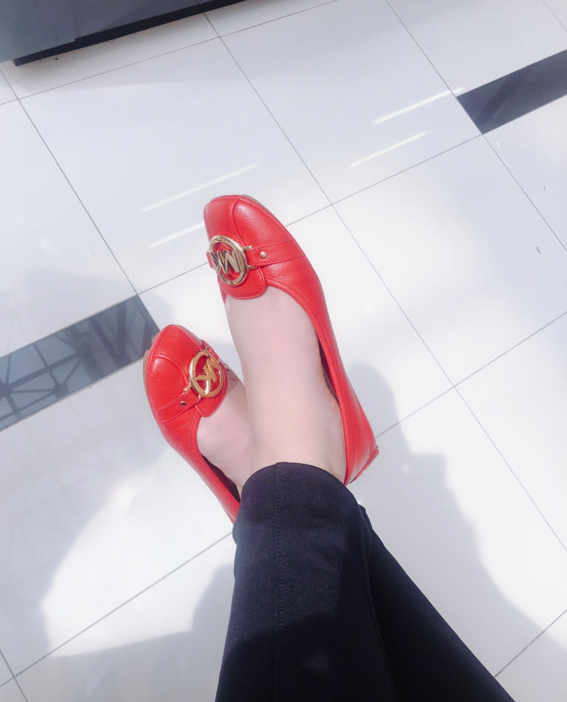 Micheal Kors Red Shoes - Macys Style Crew